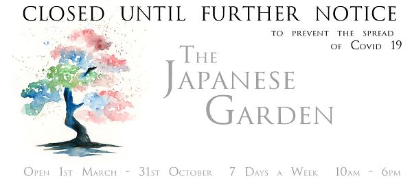 The Japanese Garden logo